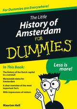 The Little History of Amsterdam for Dummies (e-Book)