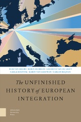 The Unfinished History of European Integration (e-Book)