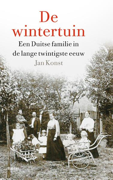 De wintertuin - Jan Konst (ISBN 9789460038471)