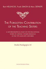 The forgotten contribution of the teaching sisters (e-Book)