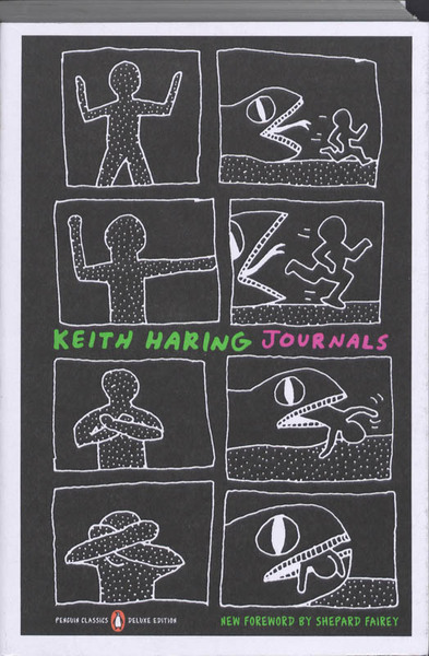 Keith Haring Journals - Keith Haring (ISBN 9780143105978)